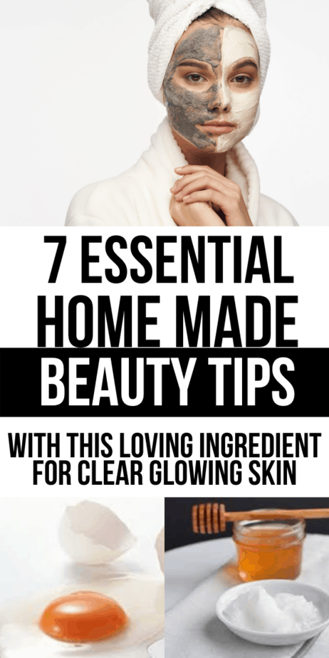 Apply This Home Made Beauty Tips With This Loving Ingredients
