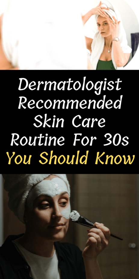dermatologist-recommended-skin-care-routine-for-30s